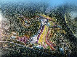 景观规划-2019-绵阳彩城产业公园