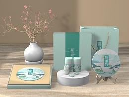 BRAND | 福鼎白茶品牌形象与包装设计