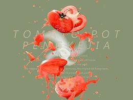 《番茄不是西红柿》美食 产品 环境 哈尔滨雷鸣摄影
