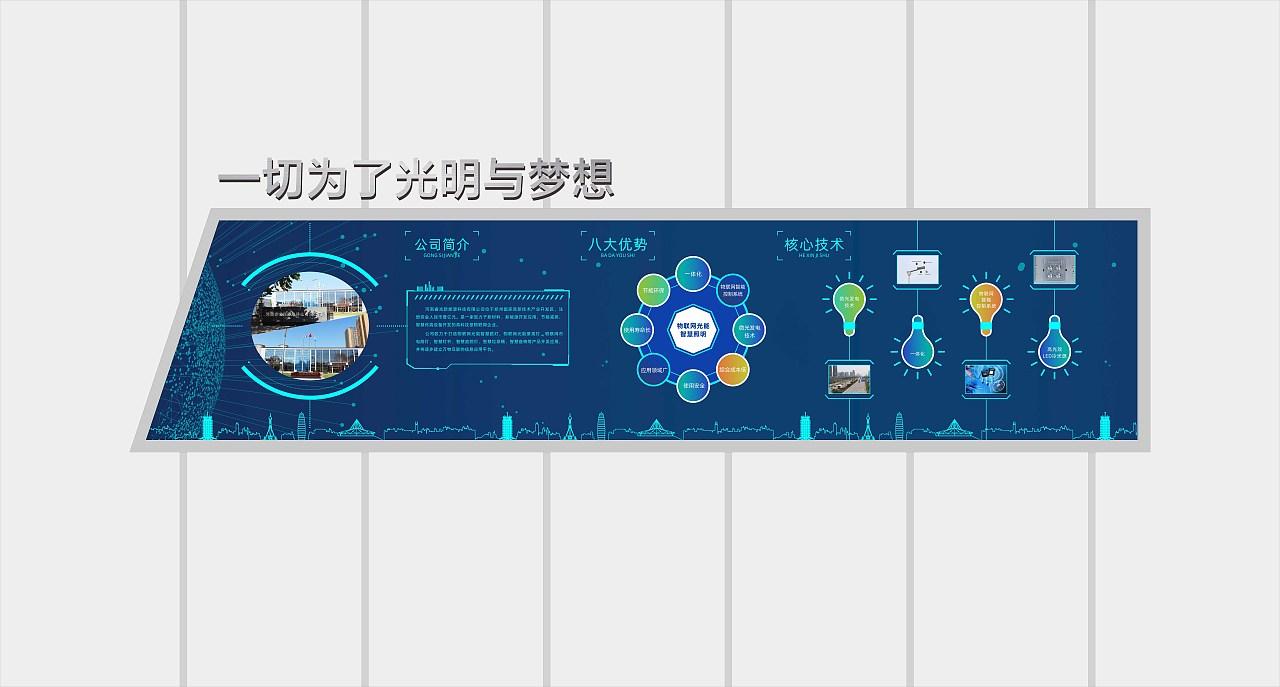 展厅平面设计图_智慧展厅立面|平面|其他平面|流丹 - 原创作品 - 站酷 (ZCOOL)