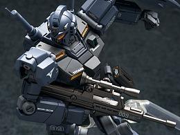 《强权的黑鹰》-镇暴型GM/GM