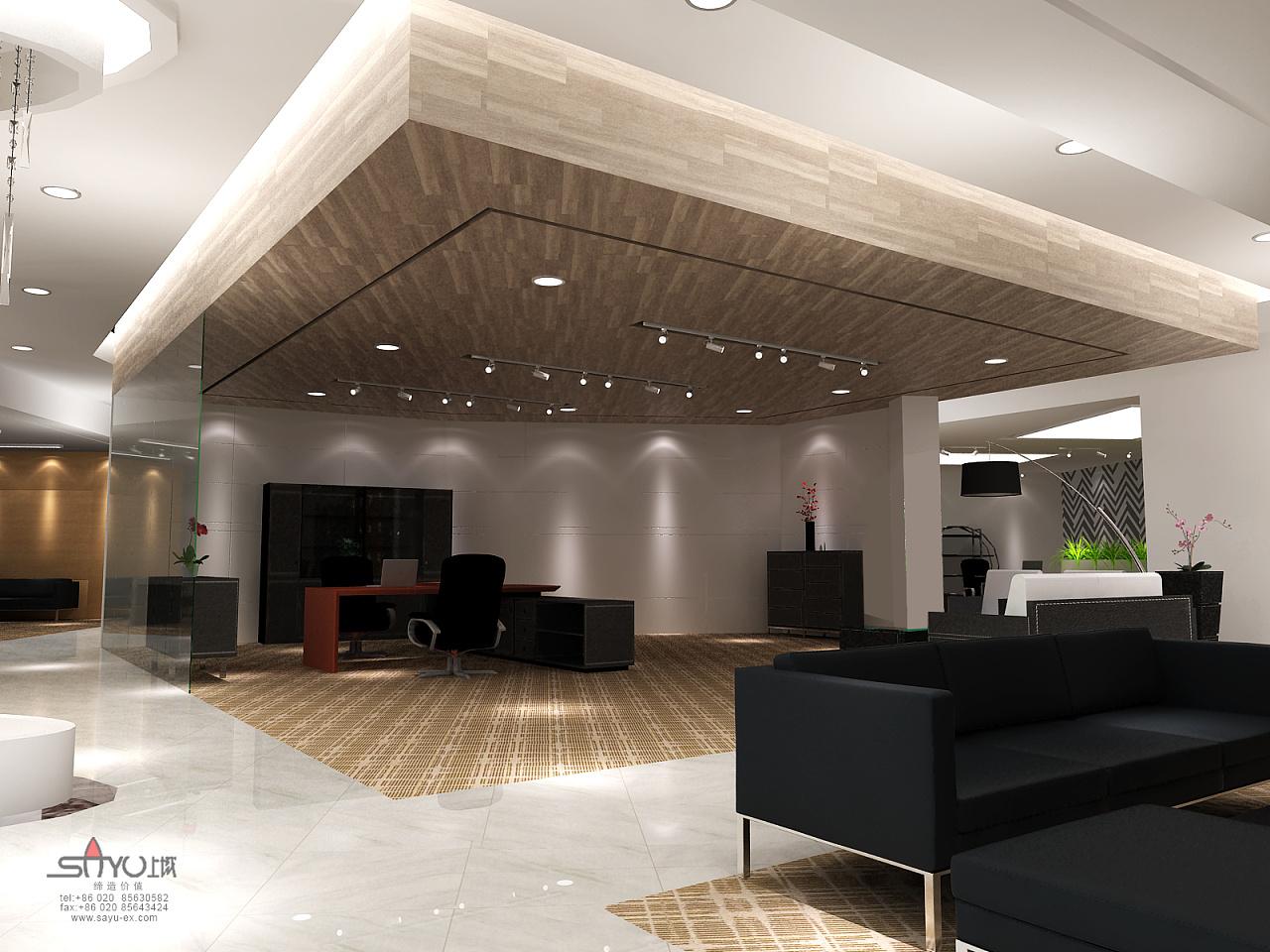 家具展厅空间装修方案说明