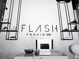Flash Fashion Branding 买手店 品牌设计