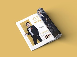 两个裁缝-服饰画册