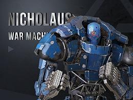 Nicholas - war machine