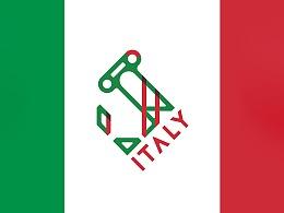 意大利主宾国 西博会形象 - 品牌VI