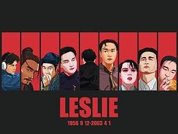 Leslie passed away 16th anniversary(已授权)
