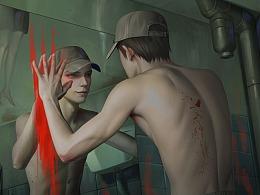 噩梦系列——浴室