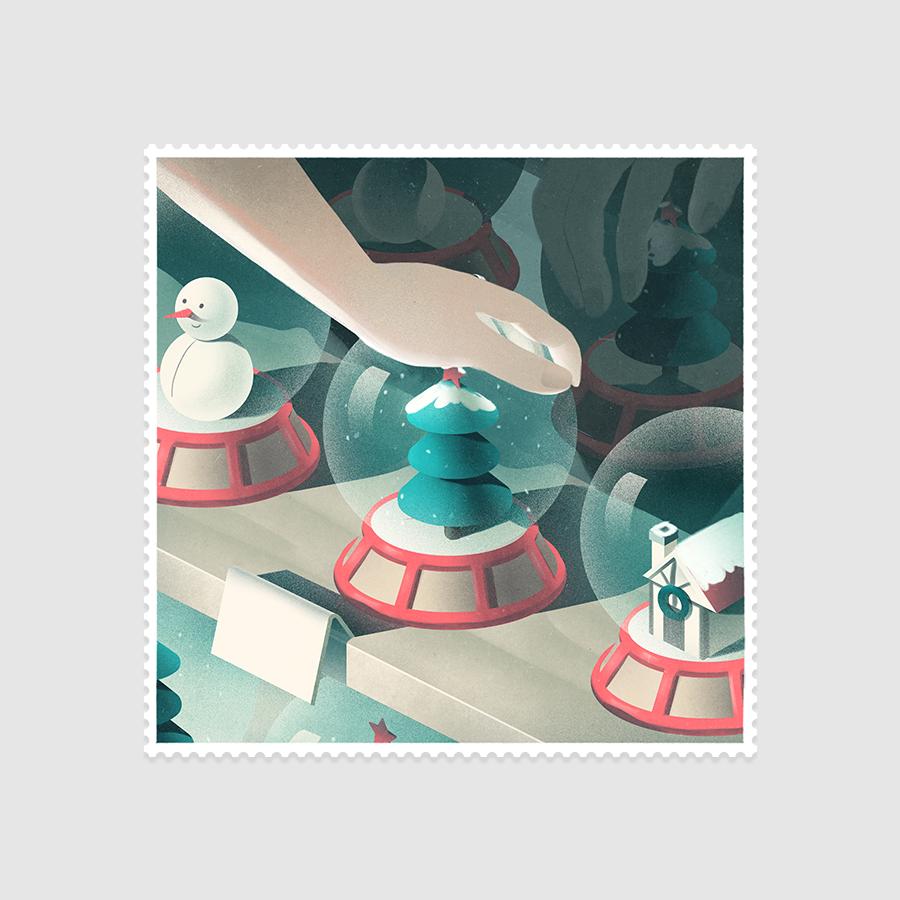 查看《海报练习-|圣诞六部曲|圣诞快乐》原图,原图尺寸:900x900