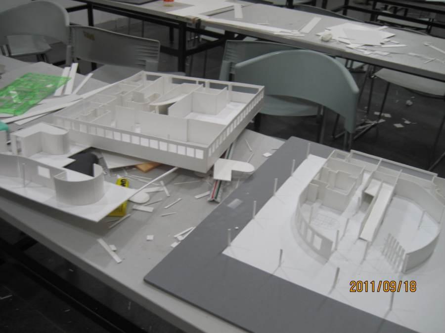 萨伏伊农村别墅|oneshow户外|其他|WoW_Z-179模型设计图别墅图片