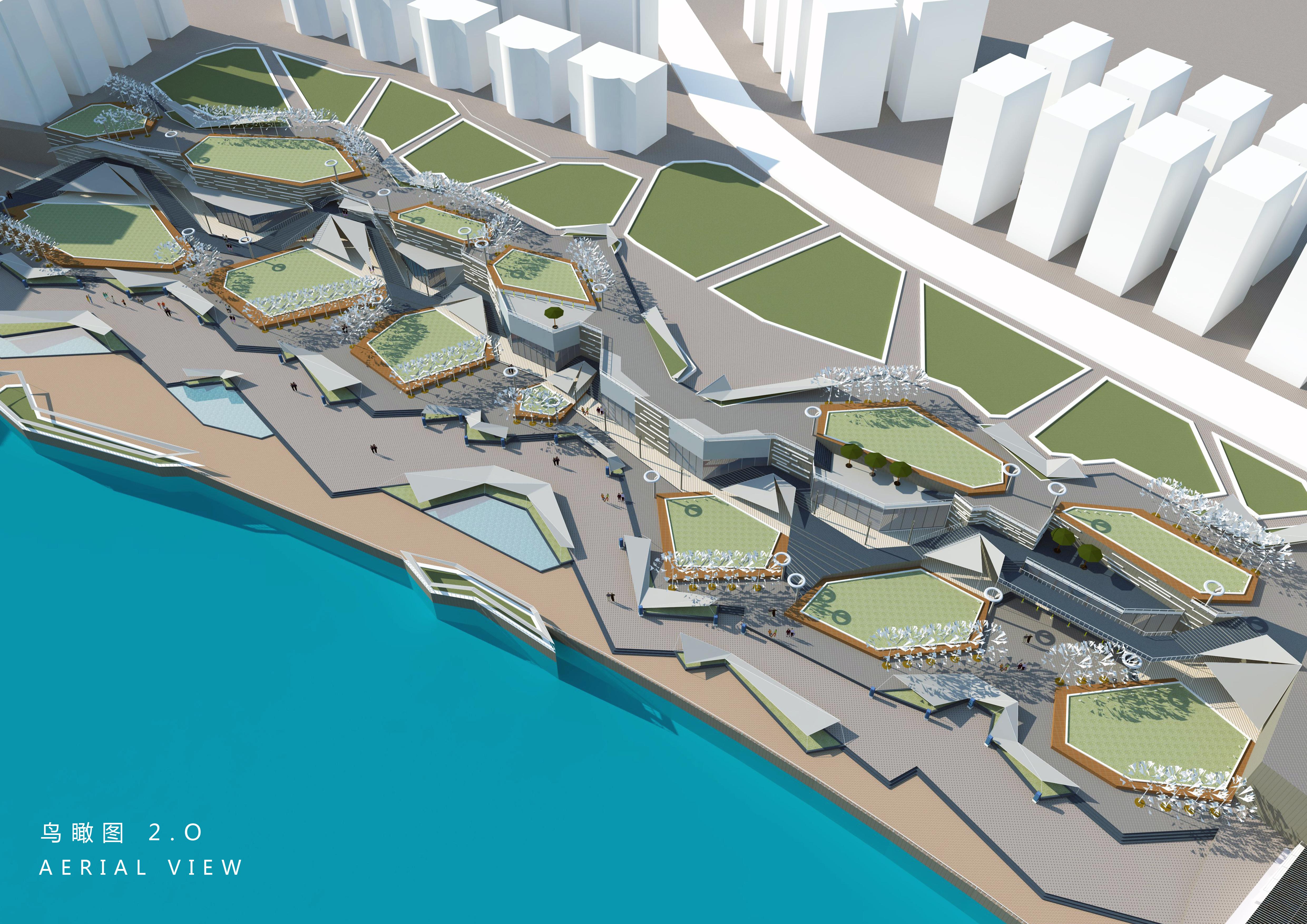 滨海景观设计