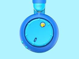 趣味儿童耳机设计