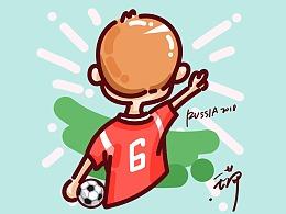 即使不懂足球,也要感受世界杯的热情啊