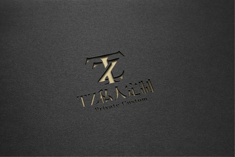 定制服装品牌logo设计—tz图片