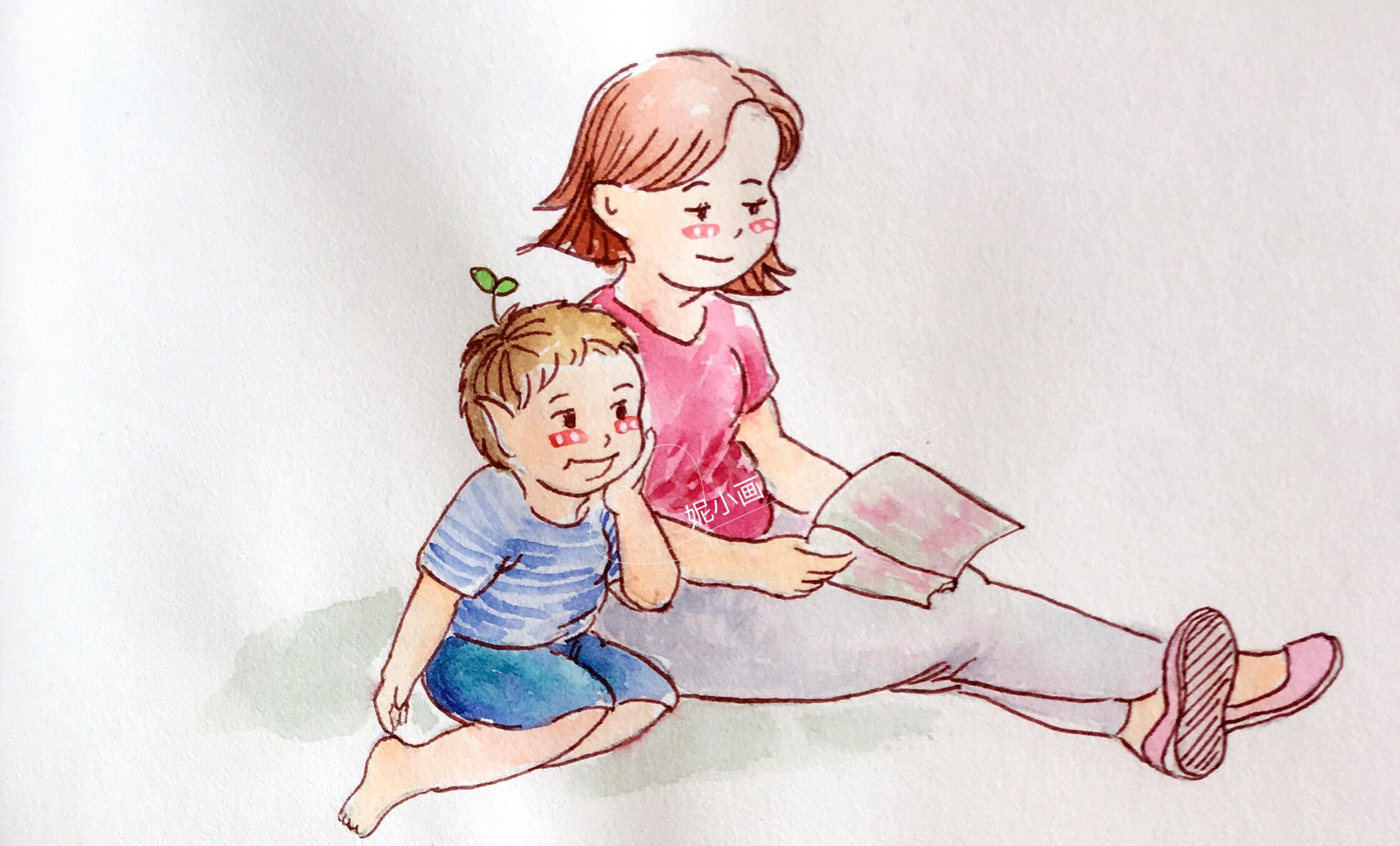 亲子时光-母子情图片