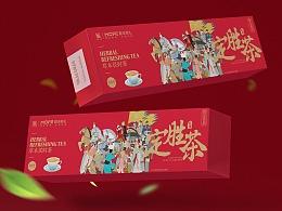 茶类包装设计