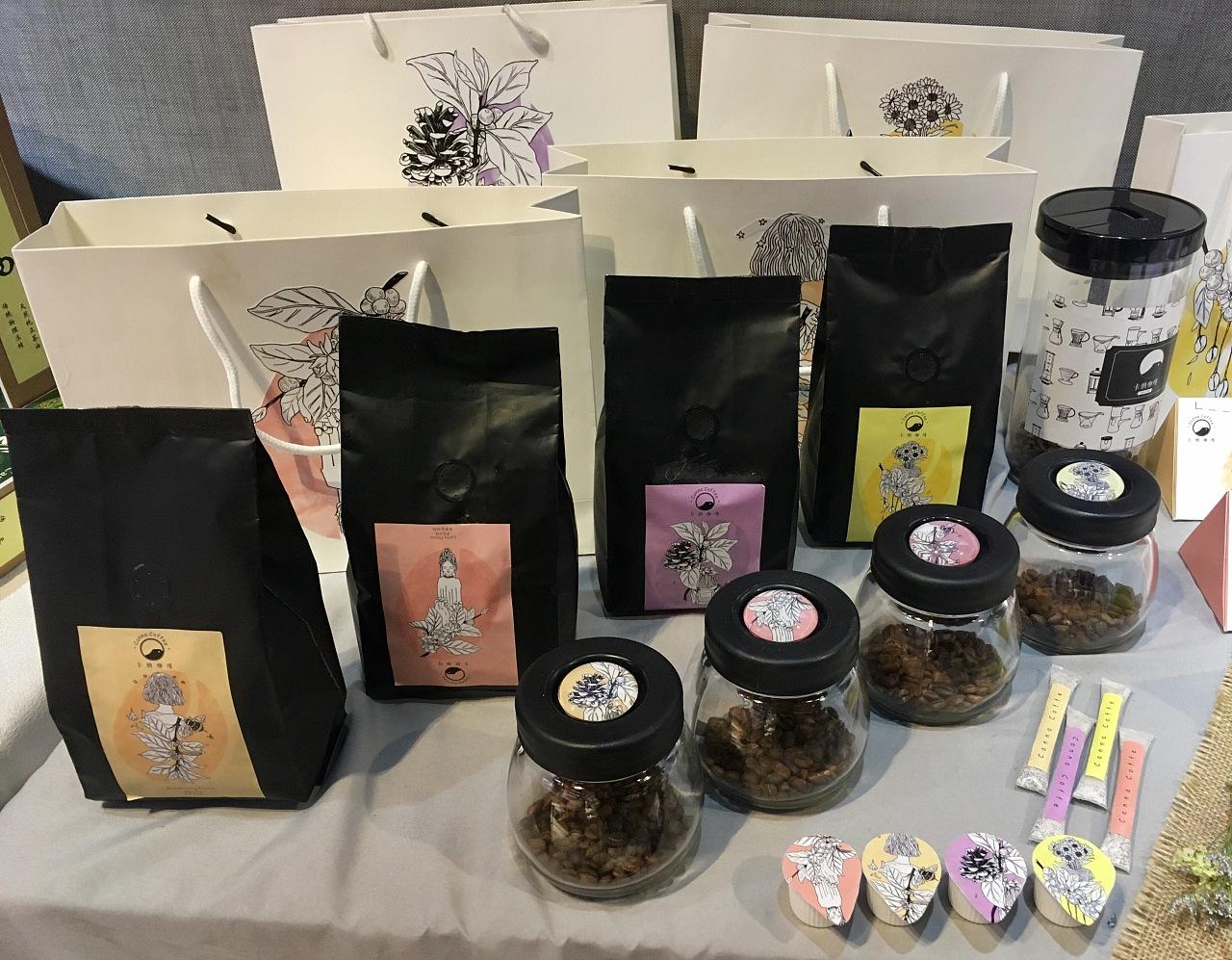 卡纳咖啡系列作品 | 平面产品包装毕业设计展图片