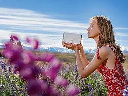 来菲视觉 派菲图全球拍 新西兰女包模特拍摄 拍照