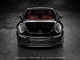 1:43 911 Carrera