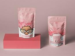 棉花糖包装设计