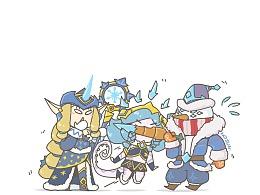 LOL冰雪节系列