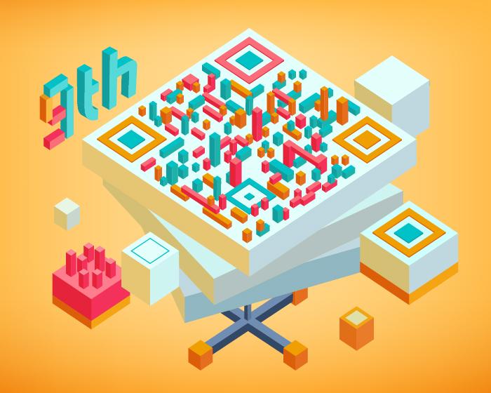 查看《第九工场艺术二维码第七期学员立体作品展示》原图,原图尺寸:700x560