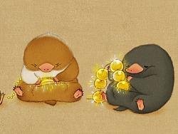 神奇动物2:格林德沃之罪~嗅嗅宝宝