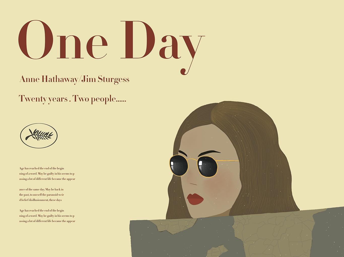 one day琴谱