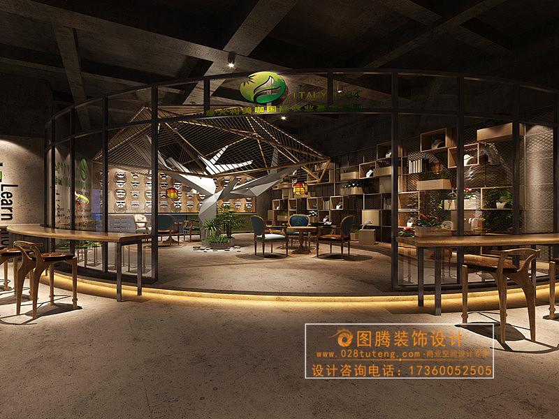 德阳漫咖啡设计技术|德阳的咖啡厅设计室内规机械设计工程师案例工作总结图片