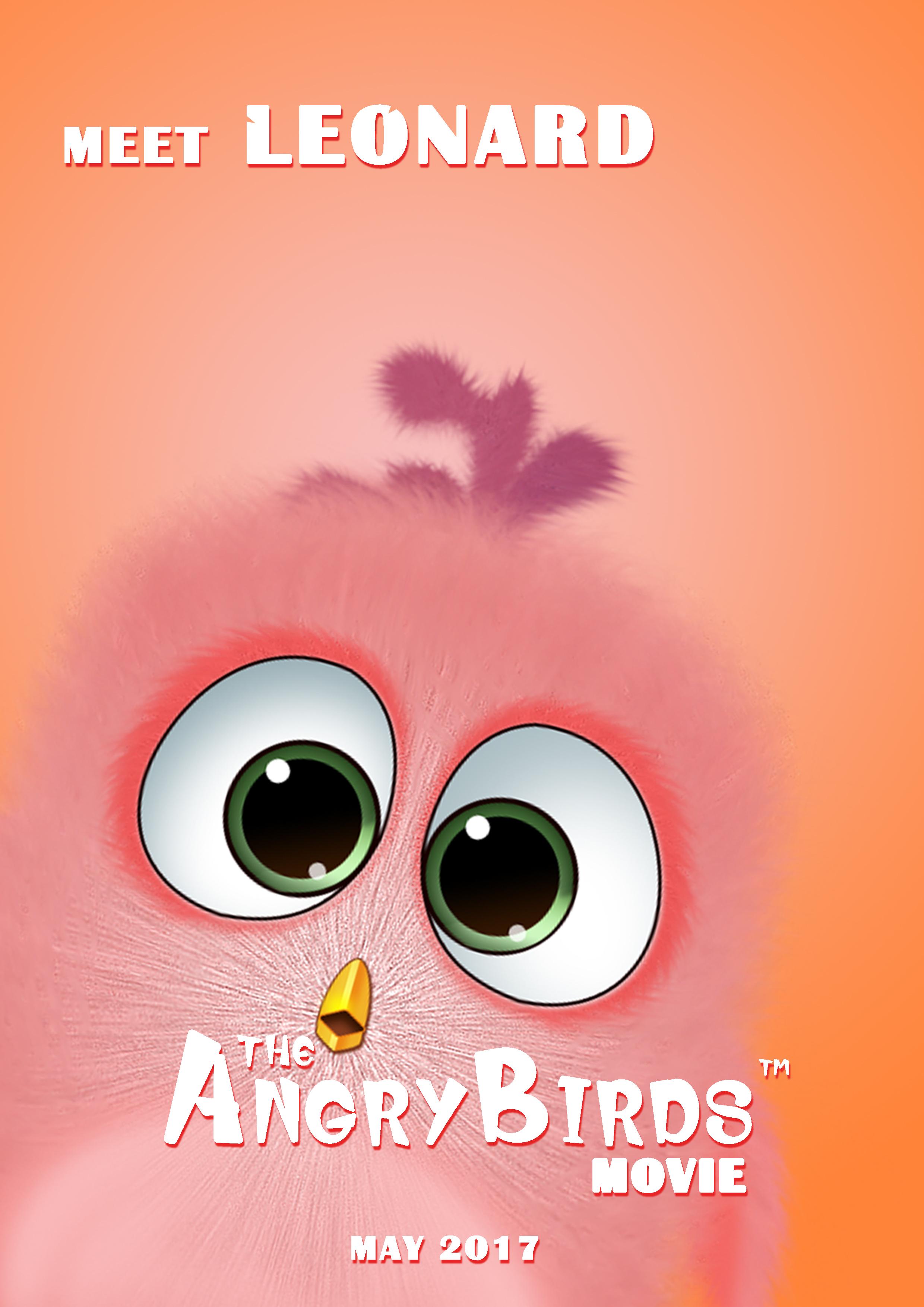 sineilY�_课间临摹 愤怒的小鸟 平面 海报 eily3 - 临摹作品