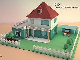 C4D小练习