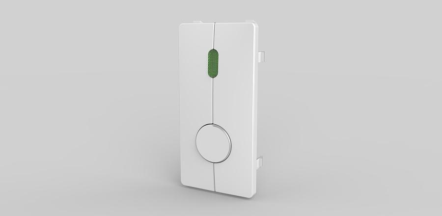 温控器设计 电子产品 工业/产品 zerek