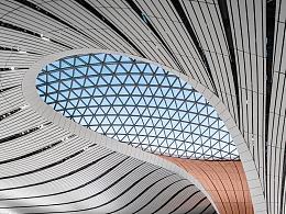 『建筑摄影』北京大兴国际机场