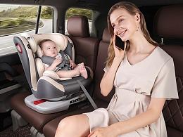 儿童安全座椅 详情页×2