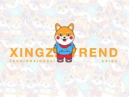 XINGZAI卡通品牌提案