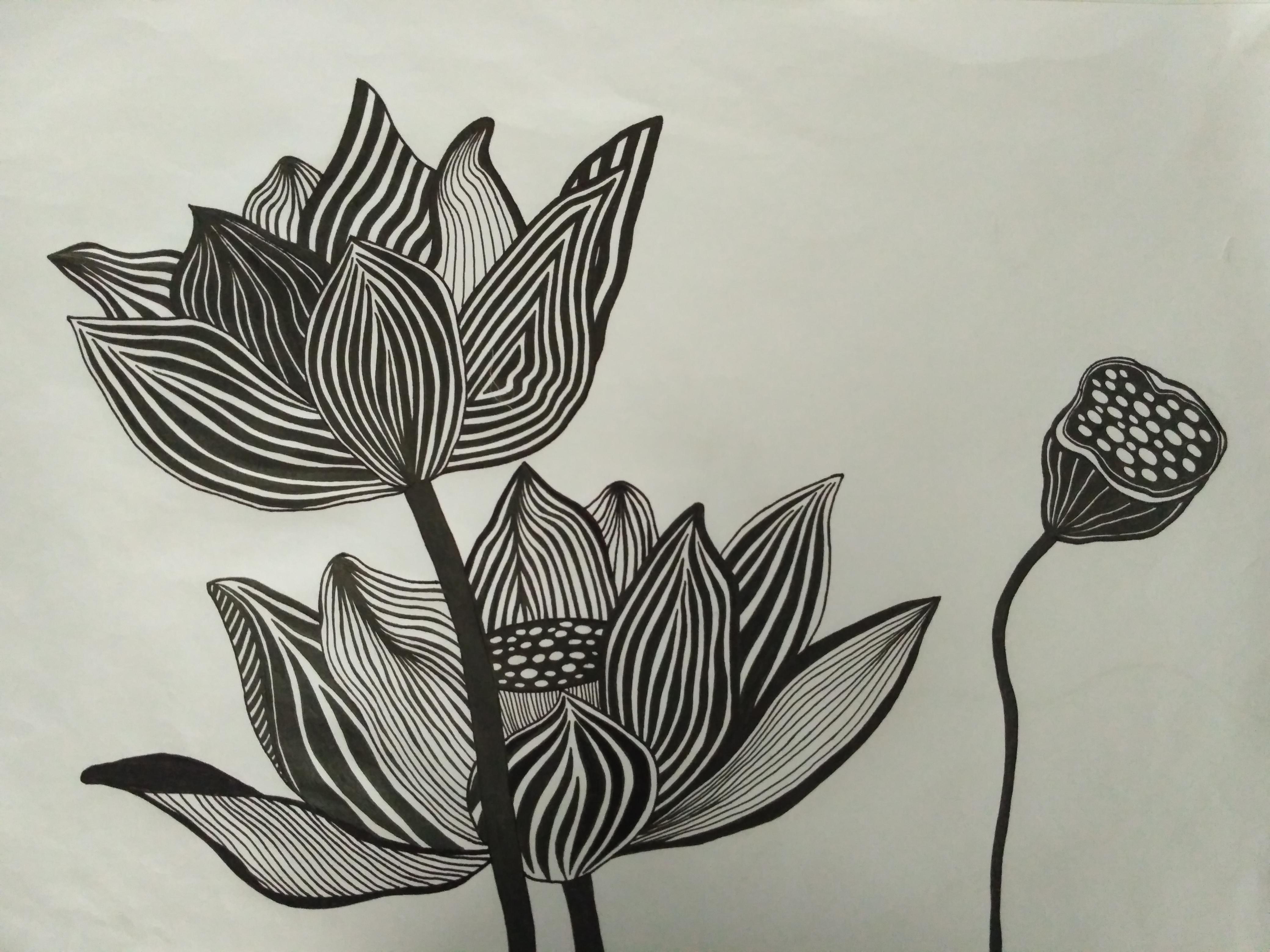 装饰画作业