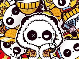 熊猫 X 红包袋 2019包你发财