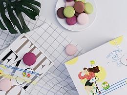 北京 · 建外SOHO · 食其果品牌设计。 