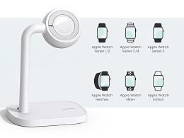 苹果无线充支架主图A+