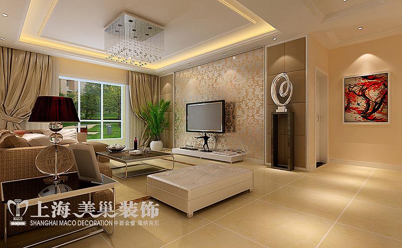 郑州升龙又一城135平方三室两厅现代简约风格装修样板