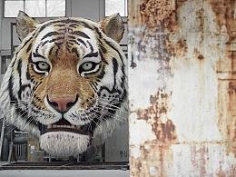 动物雕塑  「蔡志松雕塑作品摄影拍摄」