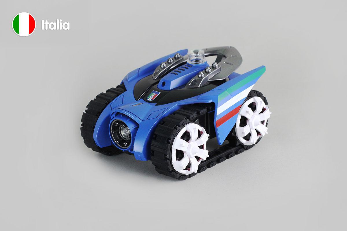 手工制作简单点的赛车