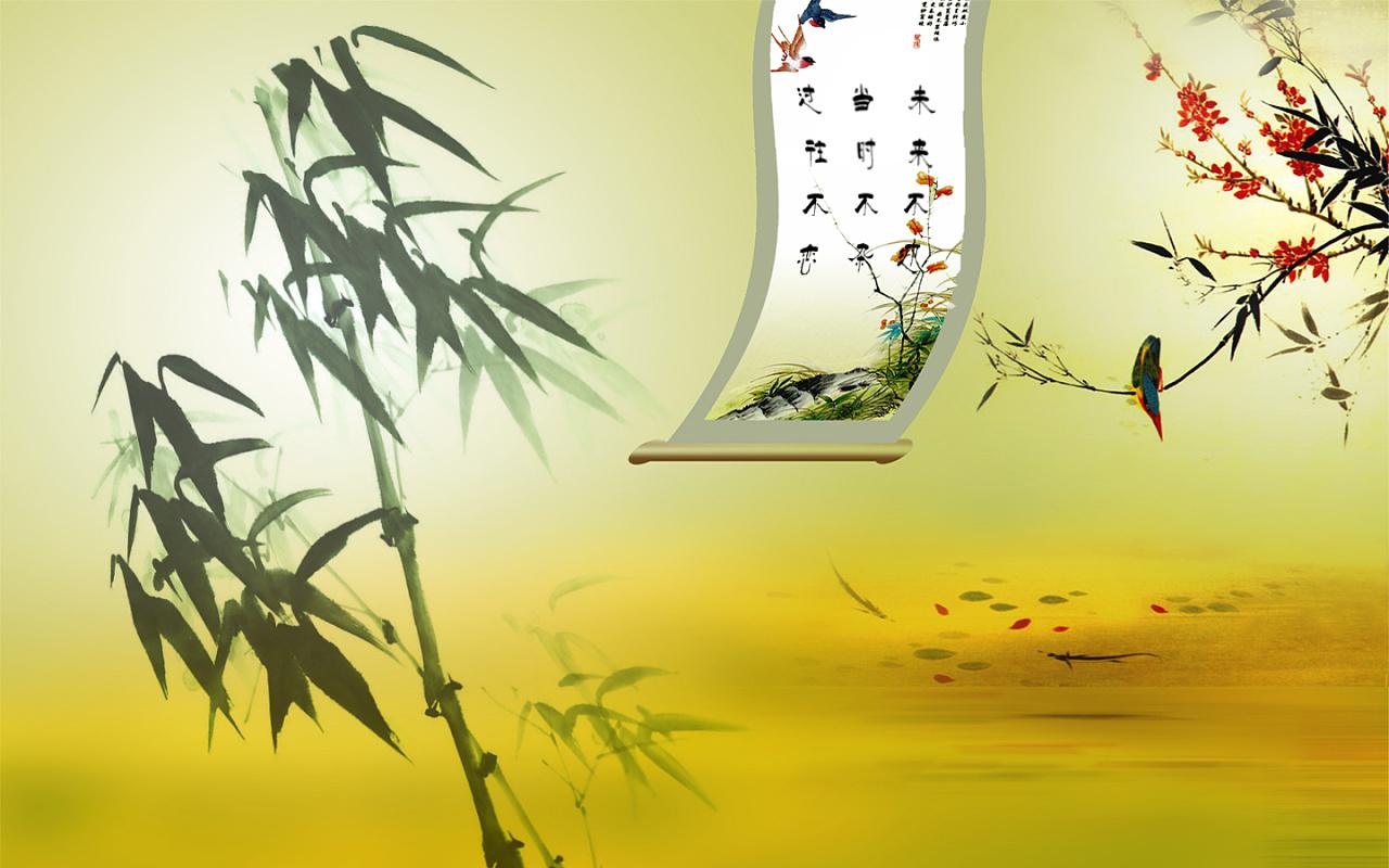 励志文字电脑壁纸图片