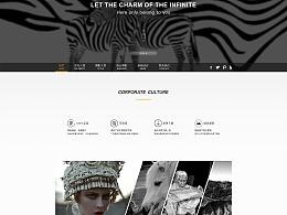 摄影企业网页