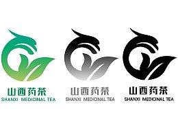 山西药茶logo