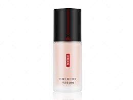 粉底液化妆品精修