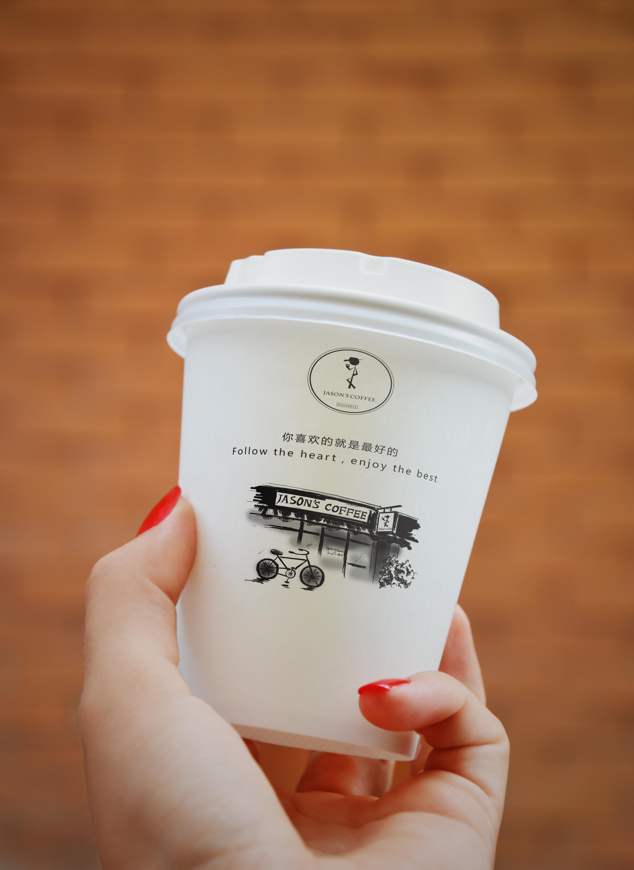 咖啡外卖包装
