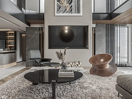 现代/客厅