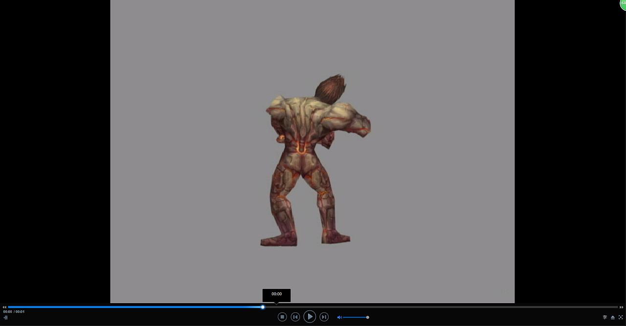 游戏动作设计图片