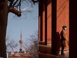 疫情下的空城上海